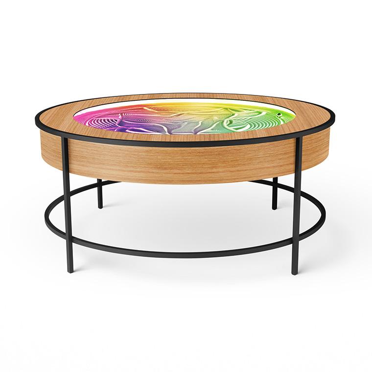 シシュフォス メタルテーブル